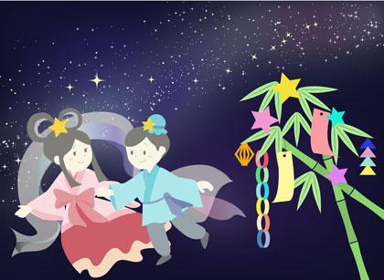 織姫様と彦星様