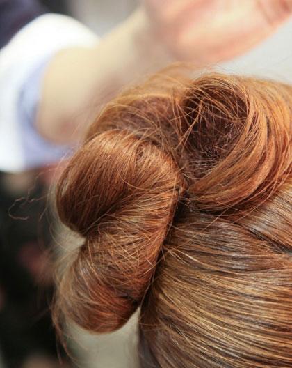 結婚式 髪型 マナー