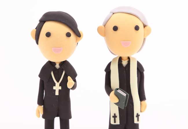 神父と牧師の違い