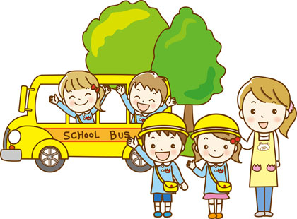 幼稚園保育園登園