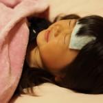 インフルエンザで子供の熱が下がらない時の対処法と看病で注意すべきことは?